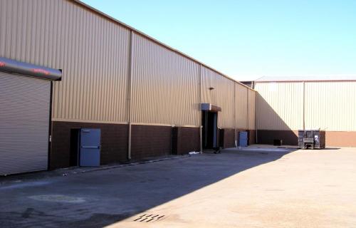 Metal Building Wall and Roof Repair